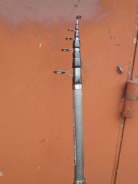 Спиннинг телескоп Апачи Apache Navigators Оригінал 50-80 гр. 2,1 m-