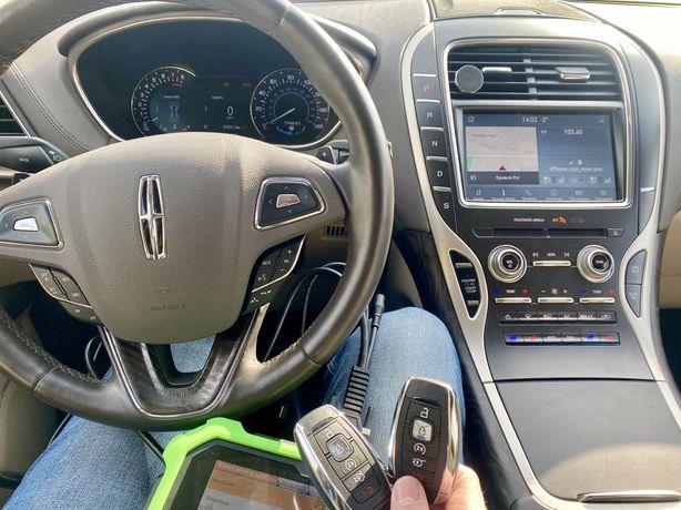 Прошивка привязка програмирование автомобильных ключей