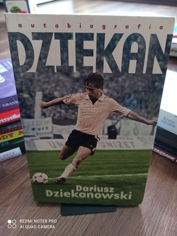 Autobiografia Dziekan Dariusz Dziekanowski