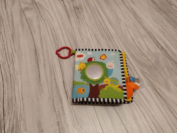 Książka sensoryczna dla dzieci TINY LOVE