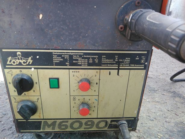 Sprzedam spawarka migomat Lorch M6090 z Niemiec cena do negocjacji