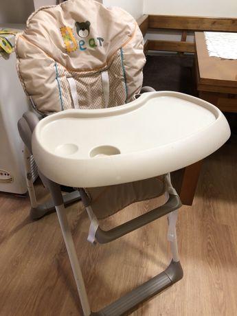 Cadeira de descanso e refeicao
