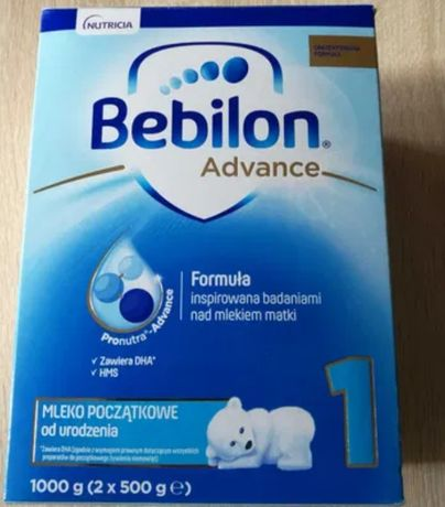 Mleko Bebilon Advance 1 (1000g)
