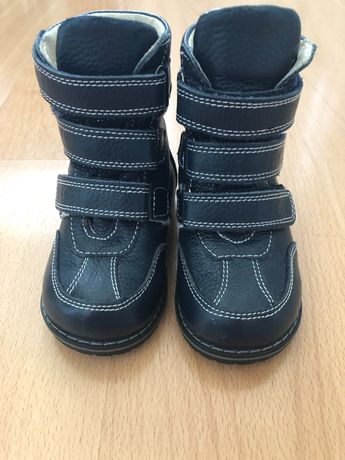 Зимние ортопедические ботинки ECOBY 211B (14см) р.22