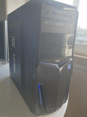 PC gamer desktop Octa-core 8 núcleos + jogo Forza Horizon 4