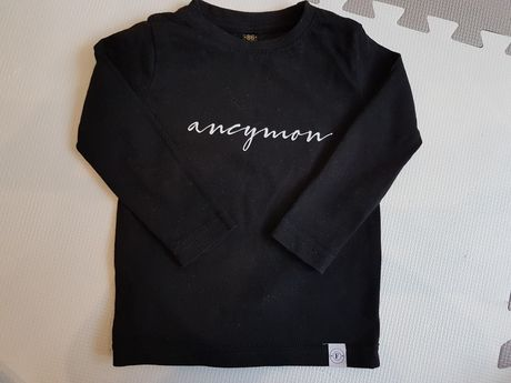 Fabryka B. Ancymon Bluzka koszulka z długim rękawem rozmiar 80 86
