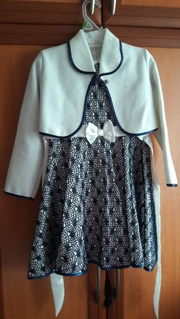 Платье с болеро можно для школы