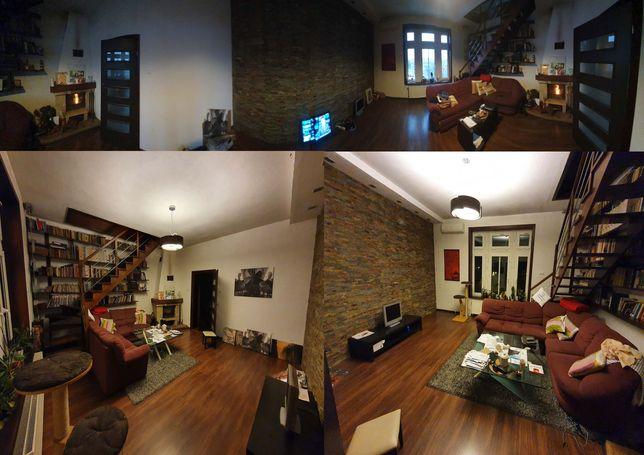 mieszkanie dwupoziomowe Zabrze 126m2