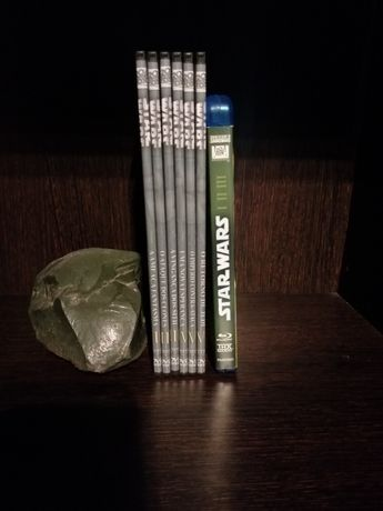 Star Wars DVDs e Blu-ray