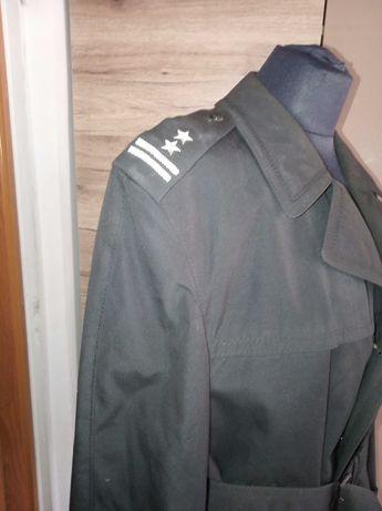 Płaszcz wojskowy czarny
