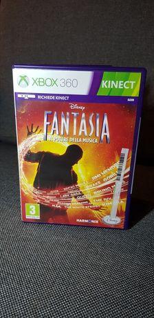 Kinect Disney Fantasia na Xbox 360