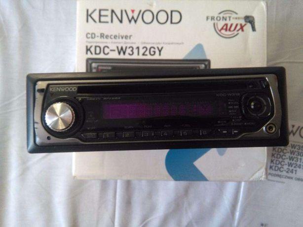radio CD MP3 Kenwood KDC-W312GY