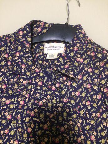 Блузка рубашка ralph lauren оригинал chanel gucci