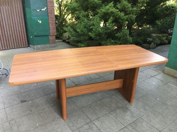 piękny solidny rozsuwany stół TRANSPORT ! rozkładany 200 x 90 wys 75