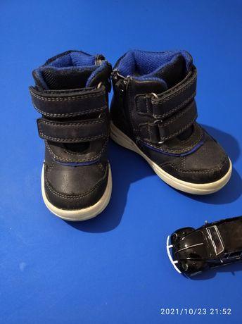 Зимние ботинки Clibee, Сапожки на мальчика