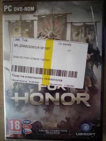 For Honor PC PL