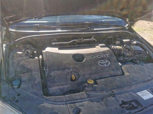 Skrzynia biegów manualna TOYOTA Avensis 2.2 D-CAT 177KM 2005r.
