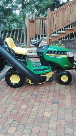 John Deere d130 22KM kosiarka traktorek
