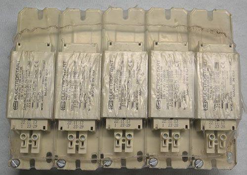 Dławiki stateczniki nowe Electrostart solidne 2x18W lub 1x36W