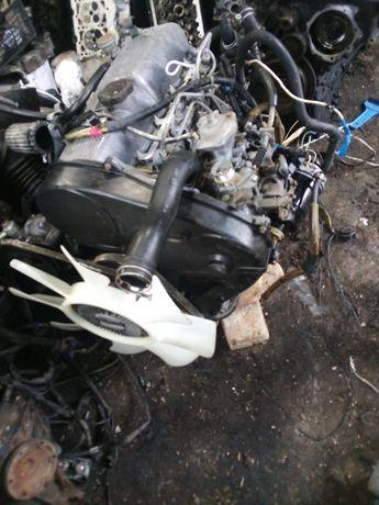 Двигун мотор 4D56 2.5 tdi мітсубісі паджеро 2