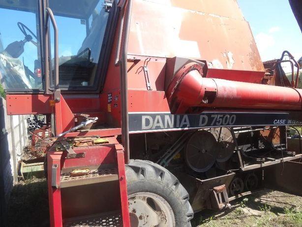 CASE Dania 7500, Massey Ferguson,Koło pasowe