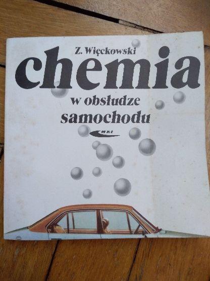Chemia w samochodzie