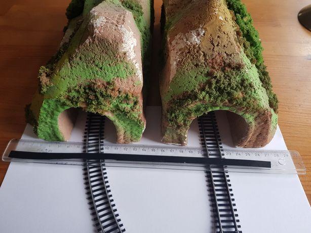 Skala TT tunele kolejowe. Nowe