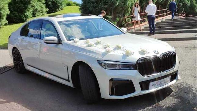 Samochód Do Ślubu, BMW Serii 7, BMW Serii 3, BMW X1, Audi A5