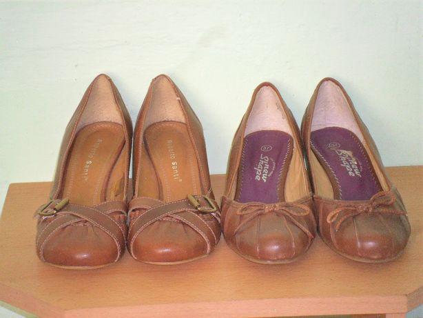 Туфли кожа р 37