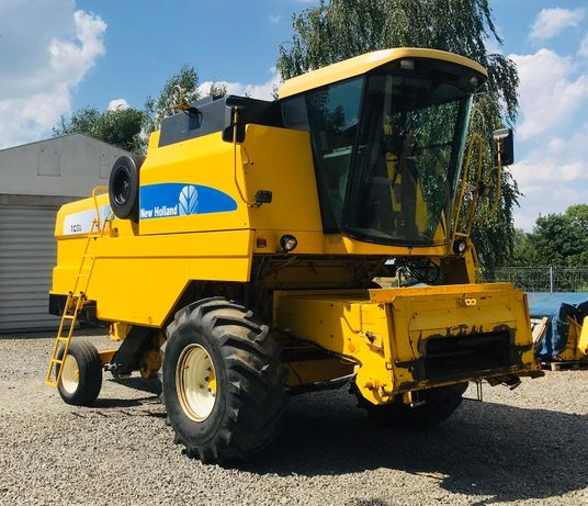 New Holland TC56 5.1m hydro 2006