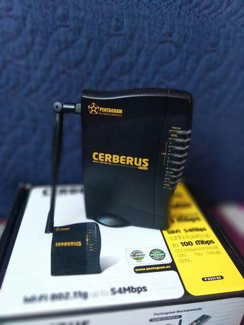 Cerberus P 6331-62 router ADSL