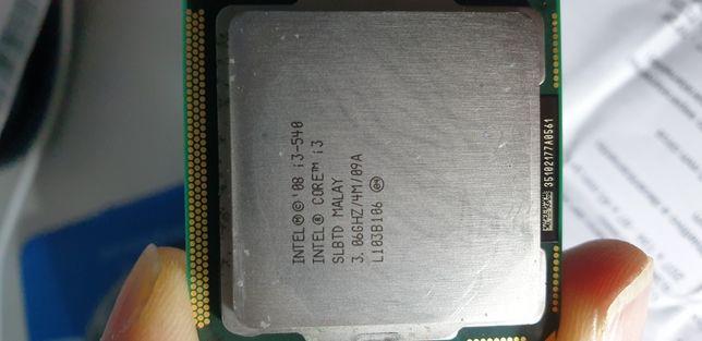 Processador cpu intel i3 540 lga 1156 socket 3,06Ghz