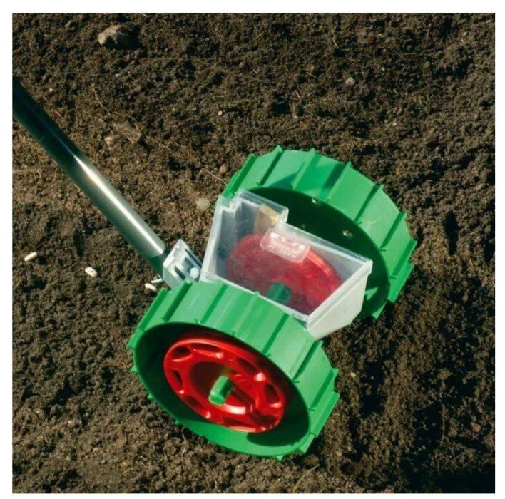 Semeador manual - semeia vários tipos de sementes Póvoa De Varzim, Beiriz E Argivai - imagem 1