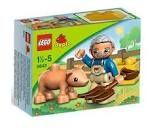 Lego Duplo 5643 - Mała świnka
