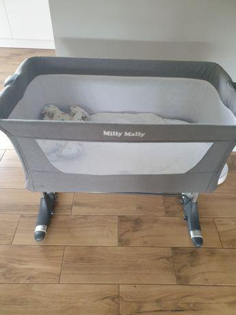 Łóżeczko przystawne Milly Mally