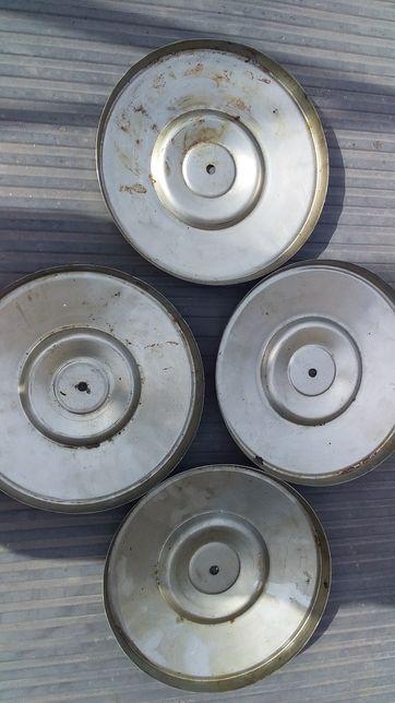 Колпаки на диски Ваз 2101 06(нержавейка)