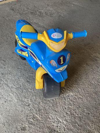 Велобіг ТМ Долоні