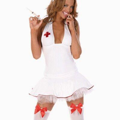 Эротическое платье медсестры