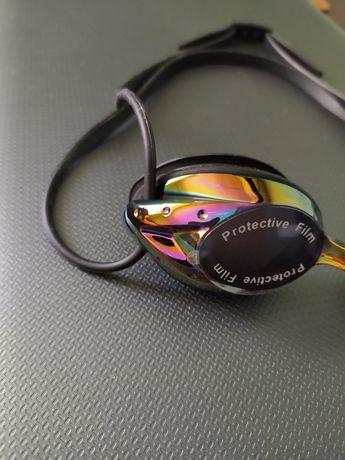 Новые зеркальные очки  для плавания на море Arena