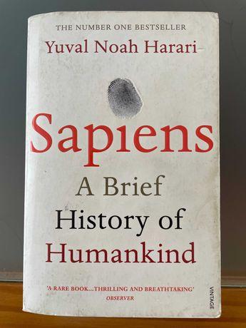 Sapiens: A Brief History of Humankind - Yuval Noah Harare