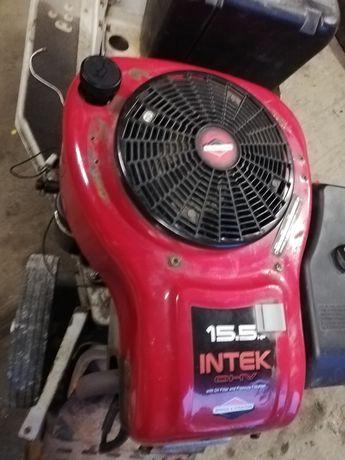 silnik briggs 15.5KM do traktorek kosiarka z pompą oleju