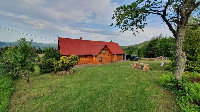 Góralski domek na szczycie dom do wynajęcia  w górach noclegi 15osób