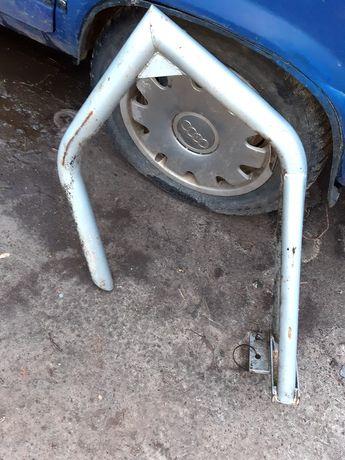 Защитные дуги на колеса оприскувач PLA MAP 3250