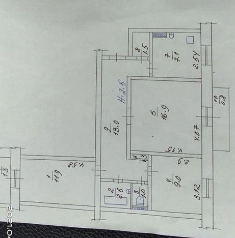 Продам 3х комнатную квартиру, Новый рынок