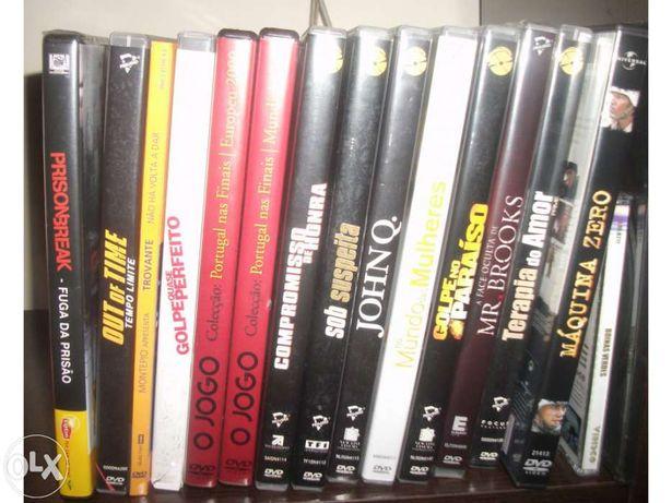 dvds vários titulos