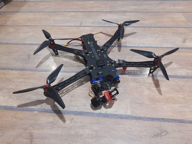 Квадрокоптер fpv tbs 450мм