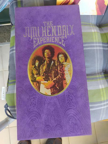 The Jimi Handrix expirience Box CD