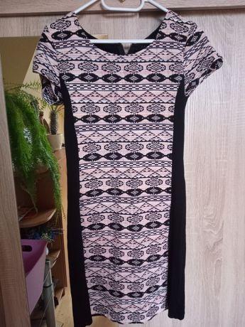 Fajna sukienka Vila rozmiar L
