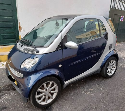 Smart fortwo c/ 105 mil km
