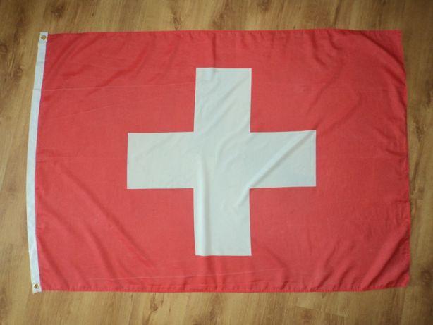 Флаг Швейцарии 98 х 140